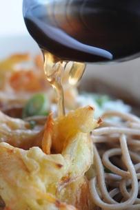 天ぷら蕎麦の写真素材 [FYI00407212]