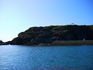 経島の海2の写真素材 [FYI00407530]