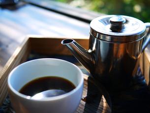 コーヒーポットの写真素材 [FYI00407616]