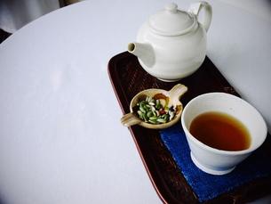 お茶の時間2の写真素材 [FYI00407629]