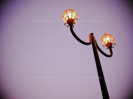 平和記念公園の街頭の素材 [FYI00407665]