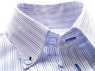 ストライプのワイシャツの写真素材 [FYI00407841]