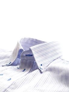 ストライプのワイシャツの写真素材 [FYI00407847]