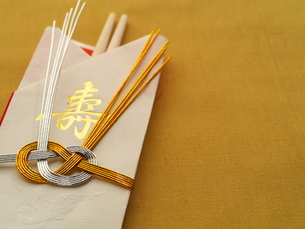 祝い箸の写真素材 [FYI00407876]