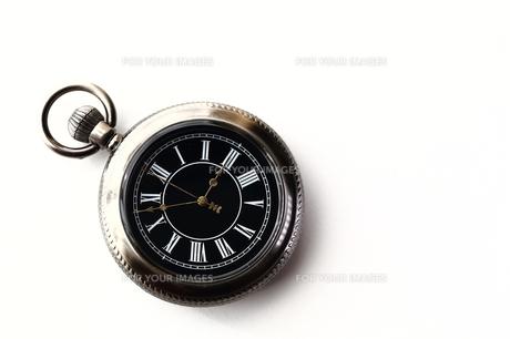 懐中時計の写真素材 [FYI00407934]