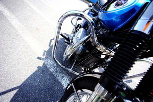 バイクの写真素材 [FYI00407955]
