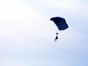 スカイダイビングの写真素材 [FYI00408033]