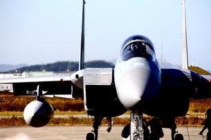 F-15 戦闘機の写真素材 [FYI00408066]