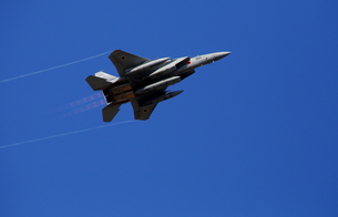 F-15 戦闘機の写真素材 [FYI00408070]