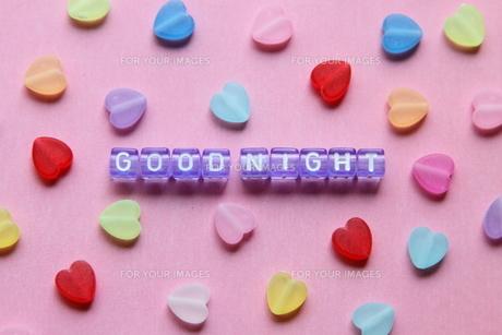 おやすみ ②の写真素材 [FYI00408087]