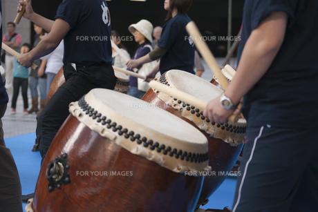 和太鼓の写真素材 [FYI00408106]