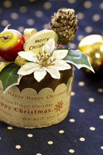 クリスマスの飾りの写真素材 [FYI00410808]