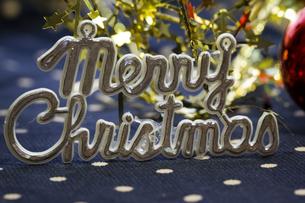 クリスマスの飾りの写真素材 [FYI00410833]