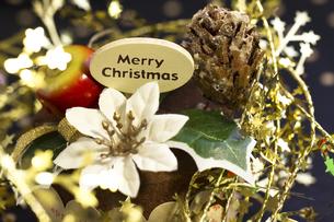 クリスマスの飾りの写真素材 [FYI00410834]