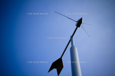 風車の写真素材 [FYI00410852]