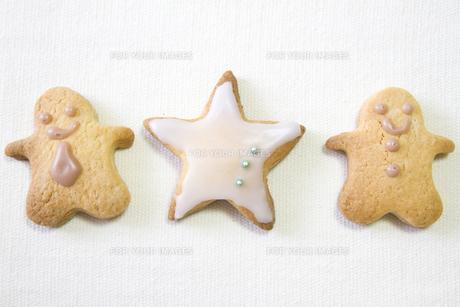 手作りクッキーの写真素材 [FYI00410931]