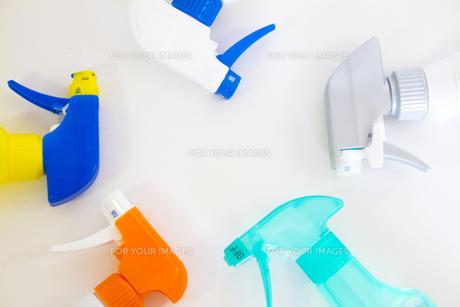 大掃除の道具の写真素材 [FYI00410933]