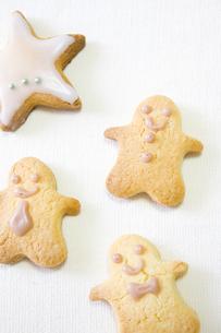 手作りクッキーの写真素材 [FYI00410943]