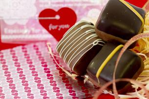 バレンタインチョコレートの写真素材 [FYI00410988]