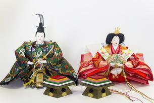 雛人形の写真素材 [FYI00411007]