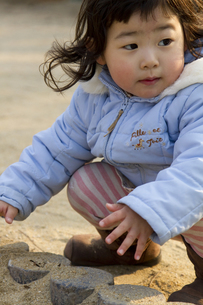 砂遊びの写真素材 [FYI00411039]