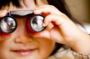 子供ポートレートの写真素材 [FYI00411147]
