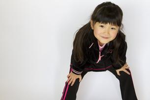 子供ポートレートの写真素材 [FYI00411167]