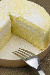 チーズケーキの写真素材 [FYI00411267]
