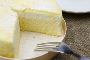 チーズケーキの写真素材 [FYI00411277]