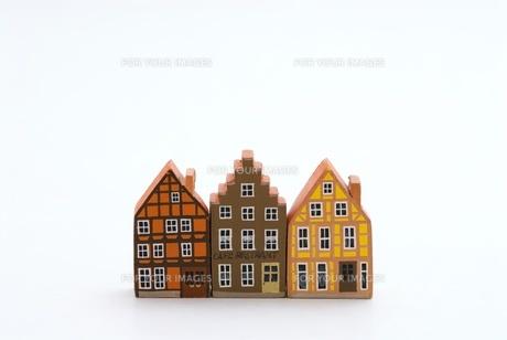 ドイツの家の写真素材 [FYI00411599]