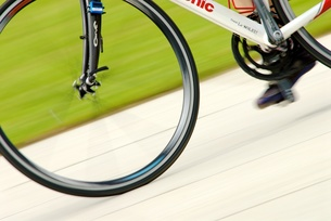 自転車ロードレースの写真素材 [FYI00411606]