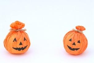 ハロウィンかぼちゃの写真素材 [FYI00411615]