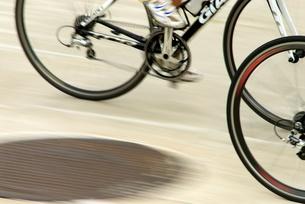 自転車ロードレースの写真素材 [FYI00411618]