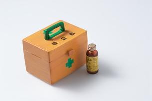 救急箱の写真素材 [FYI00411704]