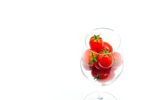 あまえるトマトの写真素材 [FYI00411798]