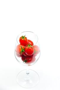 あまえるトマトの写真素材 [FYI00411803]