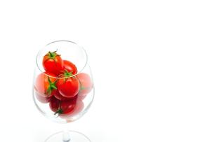 あまえるトマトの写真素材 [FYI00411808]