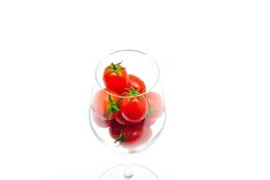 あまえるトマトの写真素材 [FYI00411815]