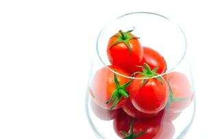 あまえるトマトの写真素材 [FYI00411824]