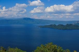 十和田湖の写真素材 [FYI00411843]