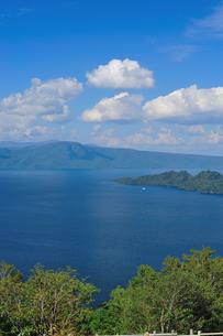 十和田湖の写真素材 [FYI00411860]