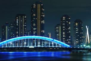 永代橋の写真素材 [FYI00411869]