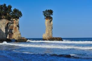 小良ヶ浜の写真素材 [FYI00412014]