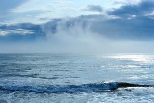 気嵐の写真素材 [FYI00412022]