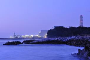 小良ヶ浜の写真素材 [FYI00412027]