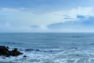 気嵐の写真素材 [FYI00412028]