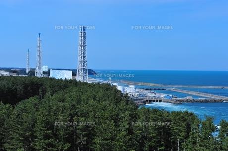 東電展望台からの眺めの写真素材 [FYI00412030]