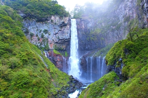 華厳の滝の写真素材 [FYI00412917]