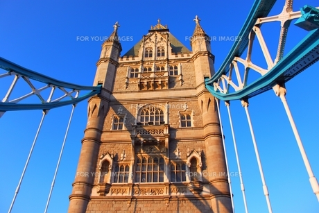タワーゲートブリッジの写真素材 [FYI00412942]