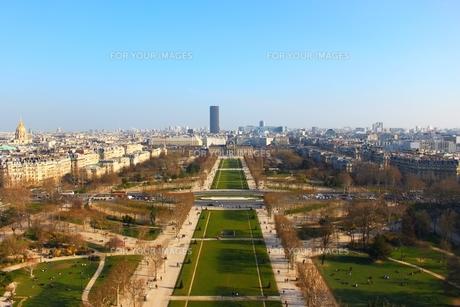 パリの写真素材 [FYI00412962]